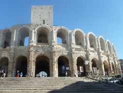 The arenas of Arles